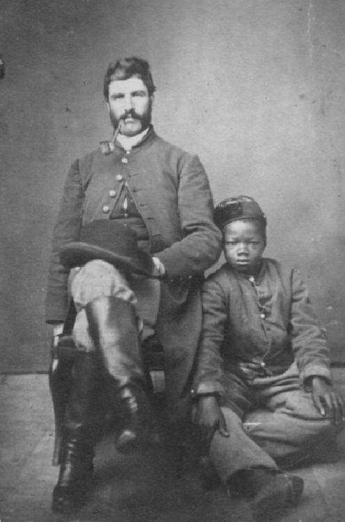 An analysis of the use of the blacks soldiers in the civil war