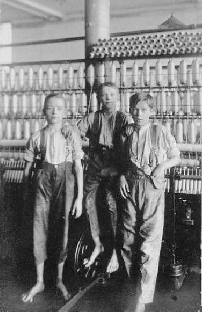 child labor during the industrial revolution thesis Free sample history essay on child labor during the industrial revolution.