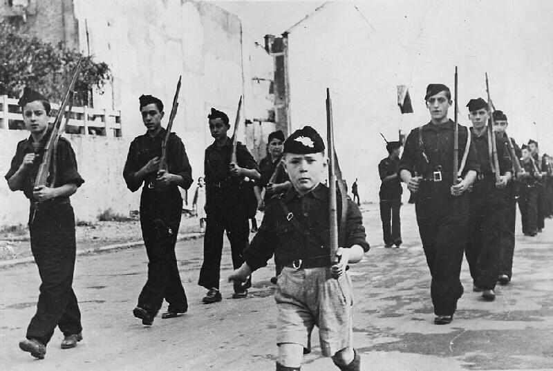 Spanish Civil War Deaths