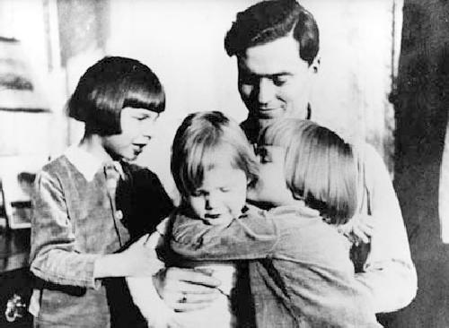 war and social upheaval: World War II -- Claus von Stauffenberg family