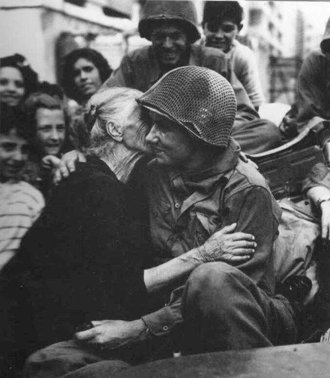 world War II Liberation of Rome