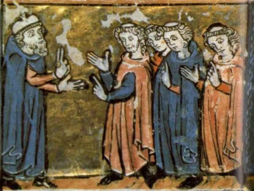 Medieval universities. The first universities in Western Europe