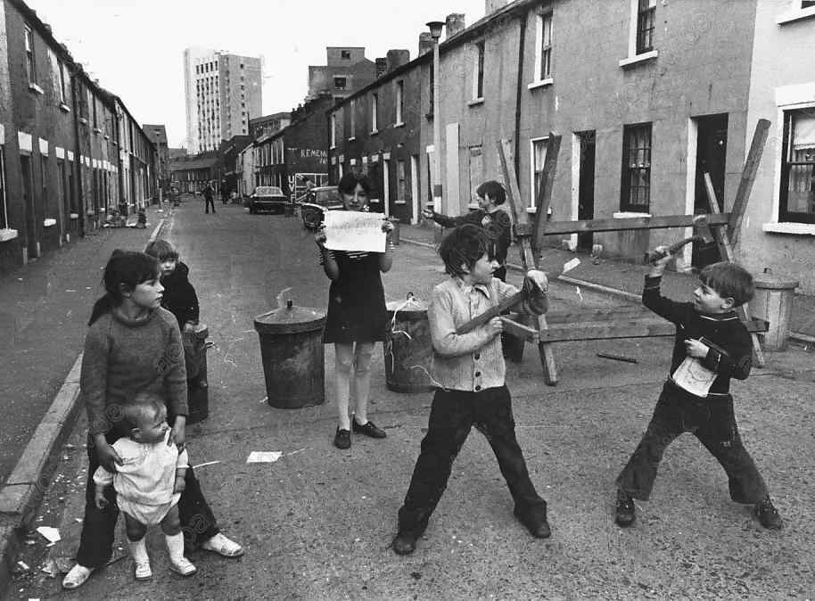 troubles northern ireland essay An essay commissioned by the arts council of northern ireland and published as a pamphlet with eleven other essays which look at the ways in which various art forms responded to thirty years of 'the troubles.