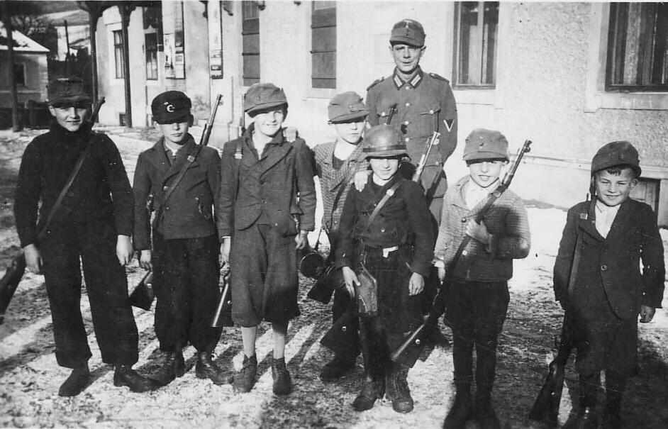world war ii children and the military german child iers