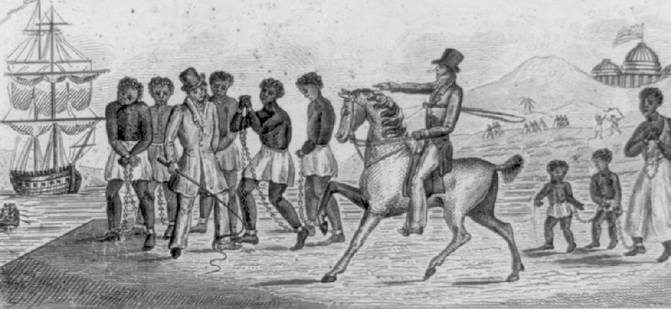 a history of abolitionist movement in america Blacks were key agents in the international battle against slavery, olivette otele  writes.