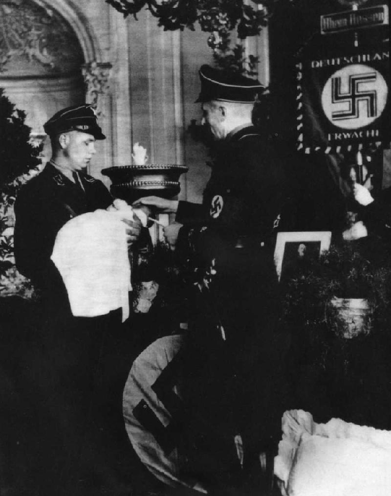 religion in NAZI Germany
