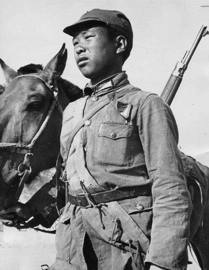 world war ii communist forces
