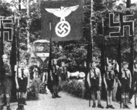 depression and nazis essay Before the economic depression struck, the nazis were practically unknown, winning only 3 percent of the vote to the reichstag (german parliament) in elections in 1924.