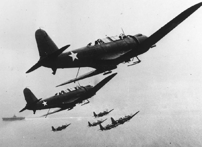 World War II: Pacific Theater--Air Forces