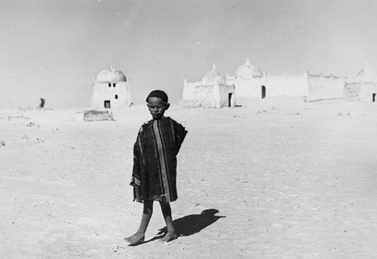 climate change North Africa