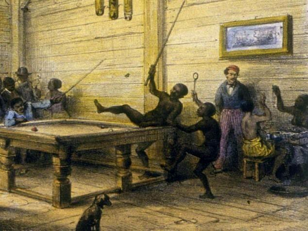 the life of brazilian slaves during the colonial period It begins with the colonial era and ends with the abolition of slavery in connecticut in 1848 the period from  during the colonial period,  life of slaves in.
