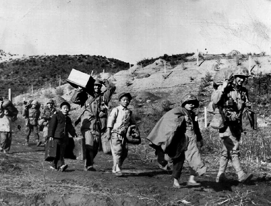 essay on the korean war
