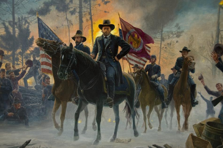 union victory of the civil war essay Economy and the civil war constrasting economics of the north and south, economics of secession, economics and the union victory.