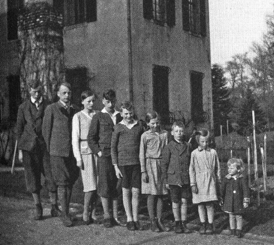 wehrmacht plots against hitler von boeselager brothers