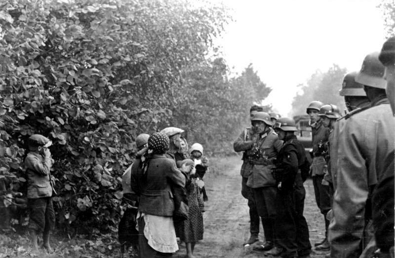 essay on the invasion of poland