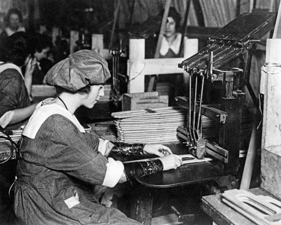 women capabilities and role during world war ii Although world war ii began in europe in early september of 1939,  in the twin cities ordnance plant, sixty percent of the workers during the war were women.