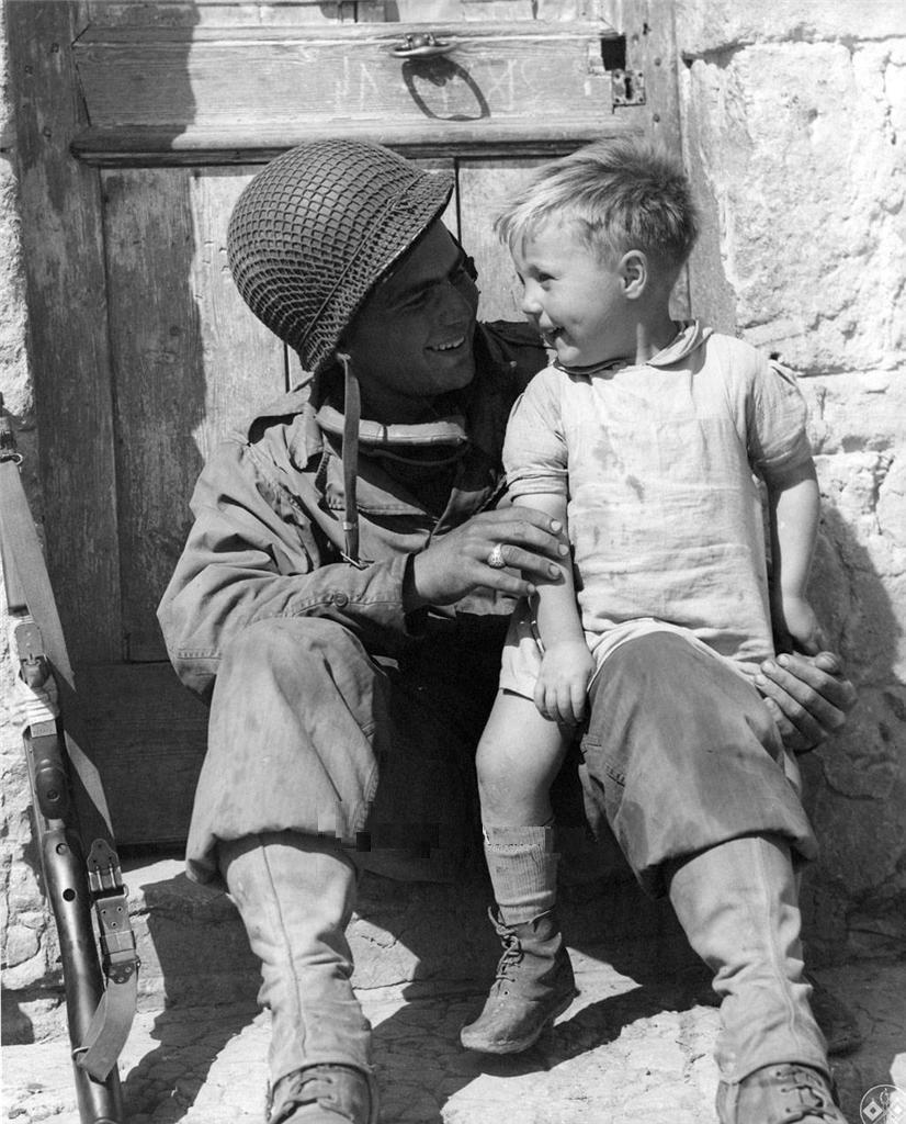 War And Social Upheaval World War Ii Liberation Europe