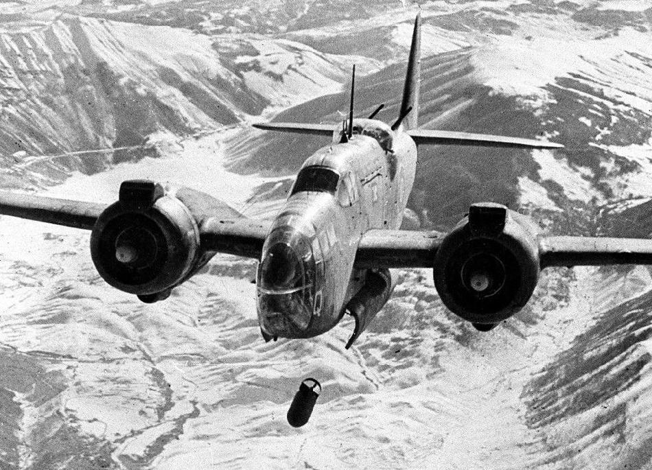 Strategic Bombing during World War 2