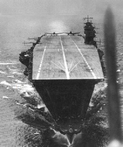 """""""Unsinkable"""" American Aircraft Carriers: Five Nonsensical Statements"""