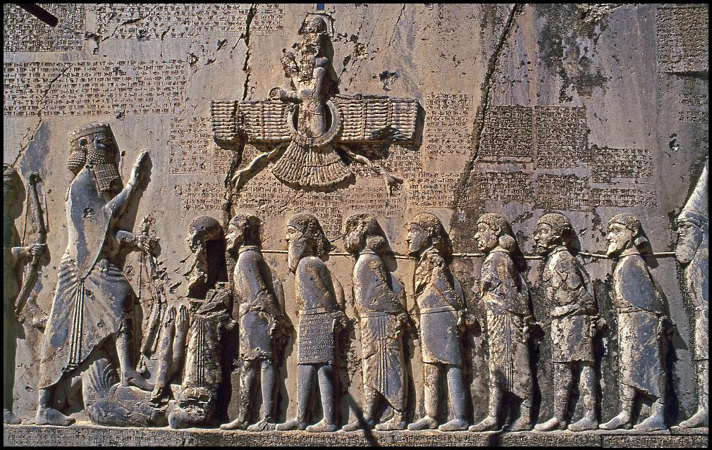 Mesopotamia Wall Paintings Sculptures And Architecture