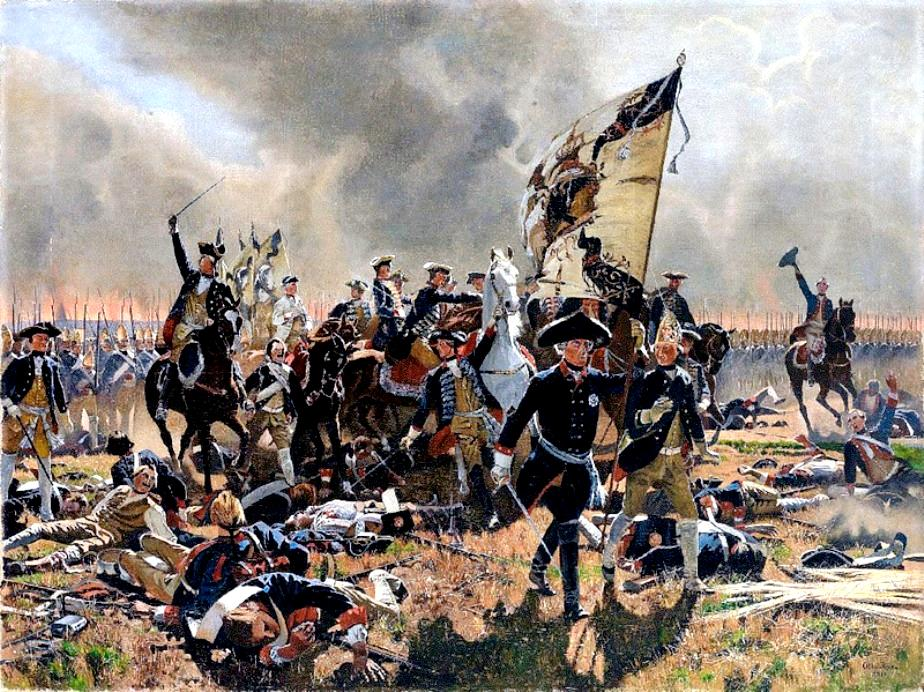 7 years war essay By the summer of 1755 france and britain were locked in an undeclared naval  and colonial conflict precipitated by clashes over the.