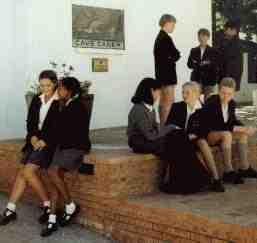 South African school uniform