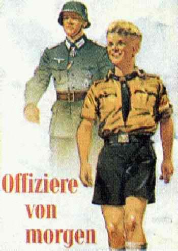 Das Hitler-Jugend-post...
