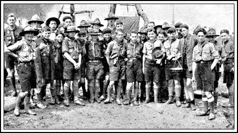 french boy scout uniforms garments