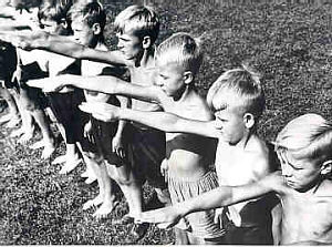 an analysis of the hitler youth movement in germany The league of german girls, in german bund deutscher mädel, or bdm was the girls' wing of the nazi party youth movement it was founded in 1930 as the only female branch of the hitler youth movement.
