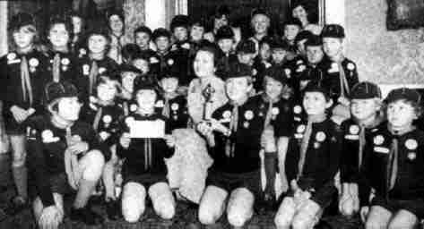 Boys Uniform Chronologies 1970s