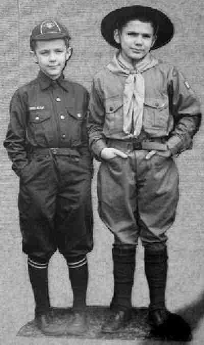 1930s Fashion History on United States Cub Scout History